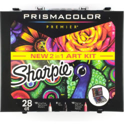 Kit Artístico Sharpie + Prismacolor