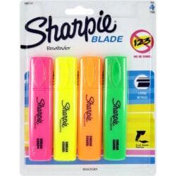 Resaltador Sharpie Blade