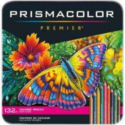 Set 132 Lápices de Color Artísticos Prismacolor Premier Nuevo