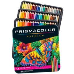 Set 72 Lápices de Color Artísticos Prismacolor Premier 2020 Vista