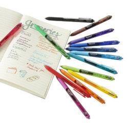 Bolígrafos Retráctiles Paper Mate Inkjoy Gel Listas