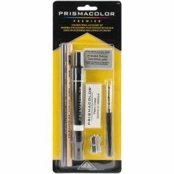 Kit de 7 Accesorios Prismacolor Premier con Blenders y Borradores