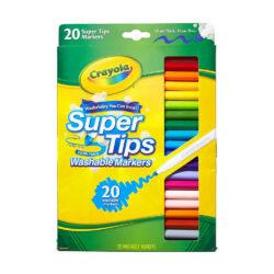 Set 20 Marcadores Crayola Super Tips