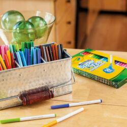 Marcadores Crayola