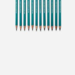 Lápices de Grafito Turquoise
