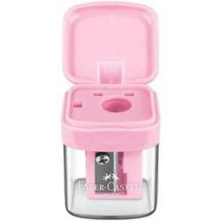 Tajador con Depósito Faber Castell Minibox