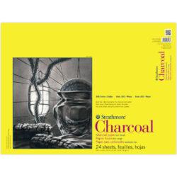 Block de Papel para Carboncillo Strathmore Serie 300 (45.7 x 61 cm)