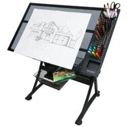Mesa de Dibujo MontMarte Estación Artística Creativa