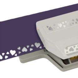 Perforadora de Bordes EK Tools -Confeti de Corazones- Punch