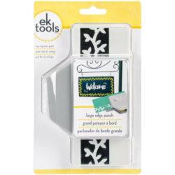 Perforadora de Bordes Grande EK Tools -Hojas y Ramas-