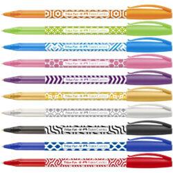 Set 10 Bolígrafos de Color Faber Castell Trilux Fun Pack