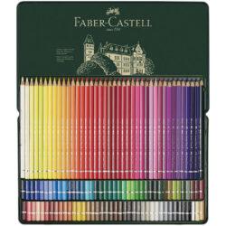 Set 120 Lápices de Colores Acuarelables Calidad Profesional Faber-Castell Albrecht Dürer Vista