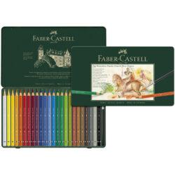 Set 24 Lápices de Color Acuarelables Calidad Profesional Faber-Castell Albrecht Dürer MAGNUS