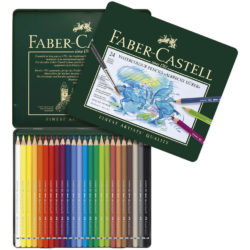 Set 24 Lápices de Colores Acuarelables Calidad Profesional Faber-Castell Albrecht Dürer