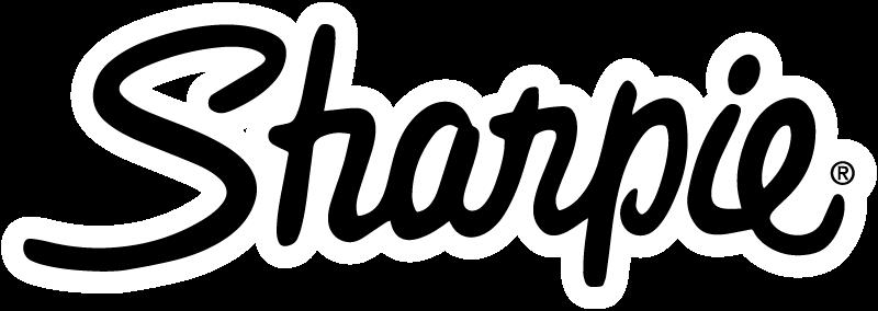 Sharpie Logo Libreria IRBE Cochabamba Bolivia Blanco Negro