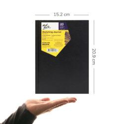 Cuaderno de Dibujo Sketchbook Mont Marte Tamaño A5 Horizontal 100 Páginas 150 g Escala