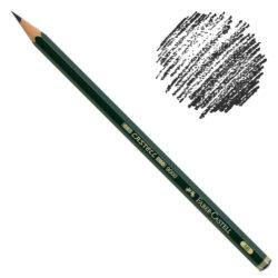 Lápiz de Dibujo Castell 9000 Faber-Castell 5B