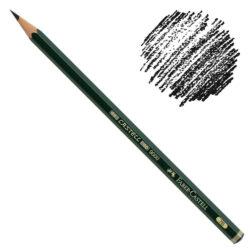Lápiz de Dibujo Castell 9000 Faber-Castell 7B