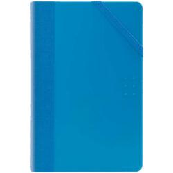 Paperbook MILAN con 208 páginas de 80 g Tamaño A5 Vertical Celeste
