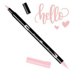 Marcador Tombow Dual Brush Pen - Clavel 761