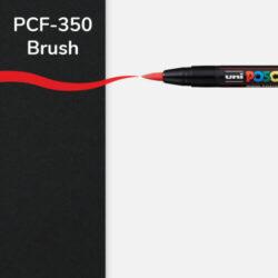 POSCA Brush PCF-350