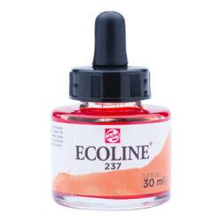 Frasco de Acuarela Líquida ECOLINE 30 ml – Naranja Oscuro 237