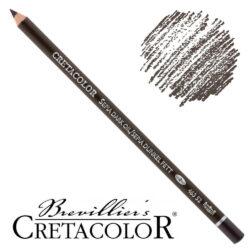Lápiz Pastel Graso para Bellas Artes CRETACOLOR Sepia Oscuro