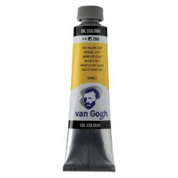 Tubo de Pintura al Óleo Van Gogh 40 ml - Amarillo Azo Claro 268