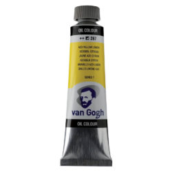 Tubo de Pintura al Óleo Van Gogh 40 ml - Amarillo Azo Limón 267