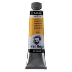 Tubo de Pintura al Óleo Van Gogh 40 ml - Amarillo Azo Osuro 270