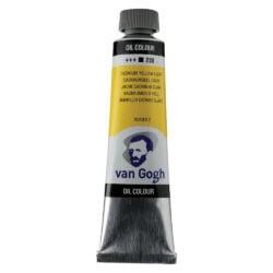 Tubo de Pintura al Óleo Van Gogh 40 ml - Amarillo Cadmio Claro 208
