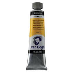 Tubo de Pintura al Óleo Van Gogh 40 ml - Amarillo Cadmio Medio 271
