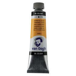Tubo de Pintura al Óleo Van Gogh 40 ml - Amarillo Cadmio Oscuro 210