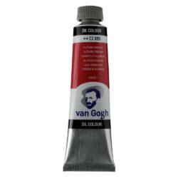 Tubo de Pintura al Óleo Van Gogh 40 ml - Laca Carminada 326