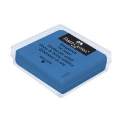 Goma de Borrar Moldeable Faber-Castell Azul