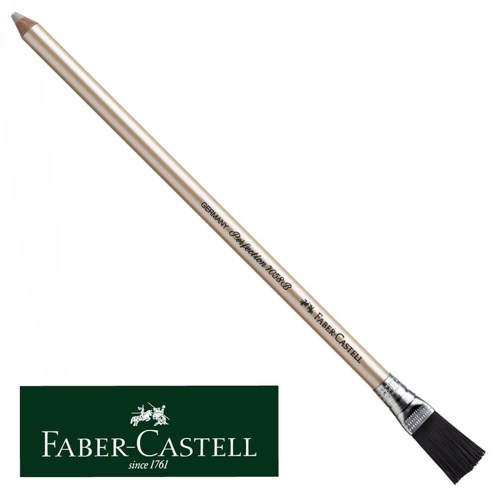 L/ápiz de borrar Faber-Castell Perfection