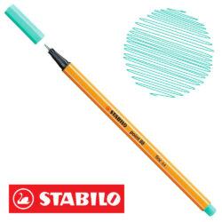 Micropunta 0.4 STABILO Point 88-13 Verde Hielo
