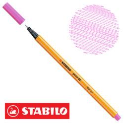 Micropunta 0.4 STABILO Point 88-17 Heliotropo