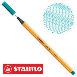 Micropunta 0.4 STABILO Point 88-51 Turquesa