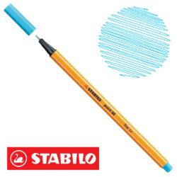 Micropunta 0.4 STABILO Point 88-57 Azul Celeste