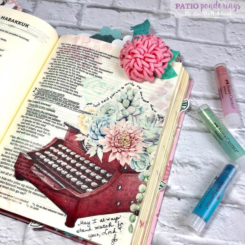 Mix & Match Gelatos Faber-Castell Novela Pastel