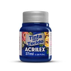 Pintura para Tela Acrilex 37 ml - Azul Marino 544