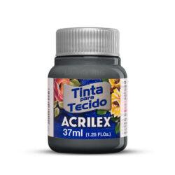 Pintura para Tela Acrilex 37 ml - Gris Oscuro 994-N