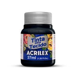 Pintura para Tela Acrilex 37 ml - Negro 520