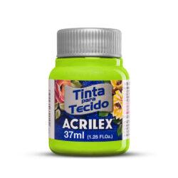 Pintura para Tela Acrilex 37 ml - Verde Hoja 510-N