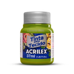 Pintura para Tela Acrilex 37 ml - Verde Pistache 570