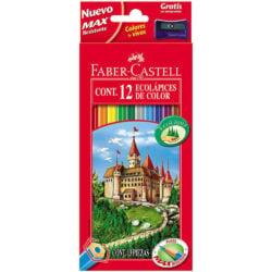 Set 12 EcoLápices de Color Faber-Castell