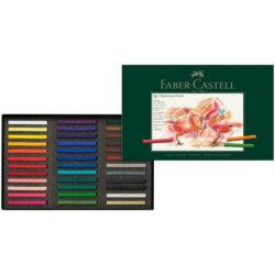 Set 36 Tizas Pastel para Artistas Faber-Castell POLYCHROMOS