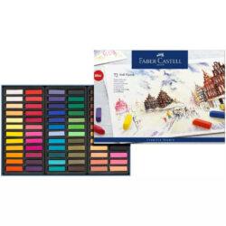 Set 72 Tizas Pastel Blandas Mini Faber-Castell Creative Studio