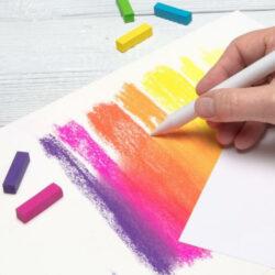 Tizas Pastel Blandas Faber-Castell Creative Studio Esfumino